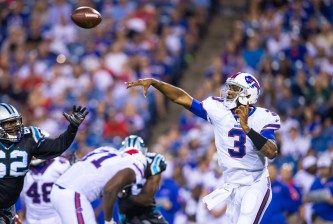 Carolina Panthers v Buffalo Bills