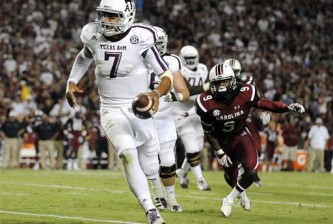 Kenny Hill, Sharrod Golightly
