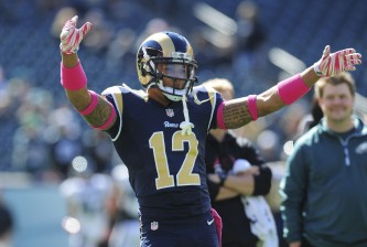St. Louis Rams v Philadelphia Eagles