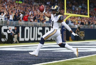 Dallas Cowboys v St. Louis Rams