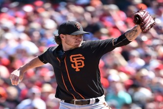 San Francisco Giants v Los Angeles Angels of Anaheim